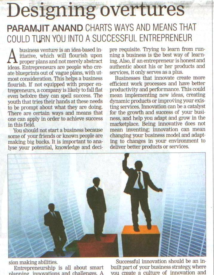 Mr_Paramjit_Anand_in_The_Statesman