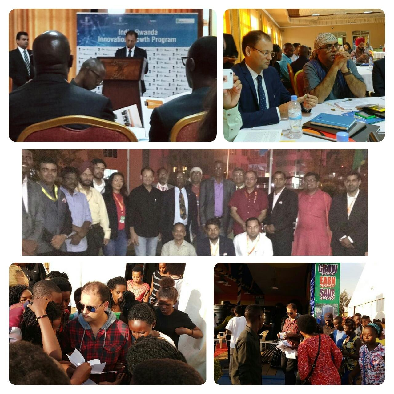 ACREATY Explores Business Opportunities between India