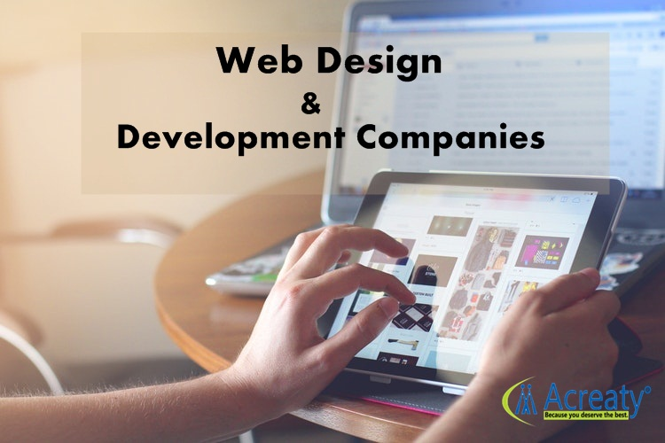 Increase Your Website Conversion Rate by Hiring Web Design and Development Companies
