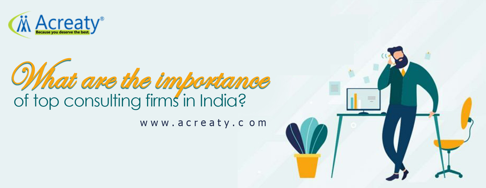 What is the importance of top consulting firms in India?